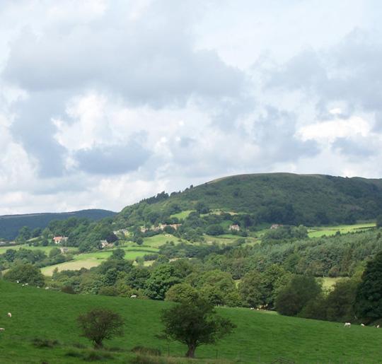 Rievaulx Abbey (Аббатство Риво)