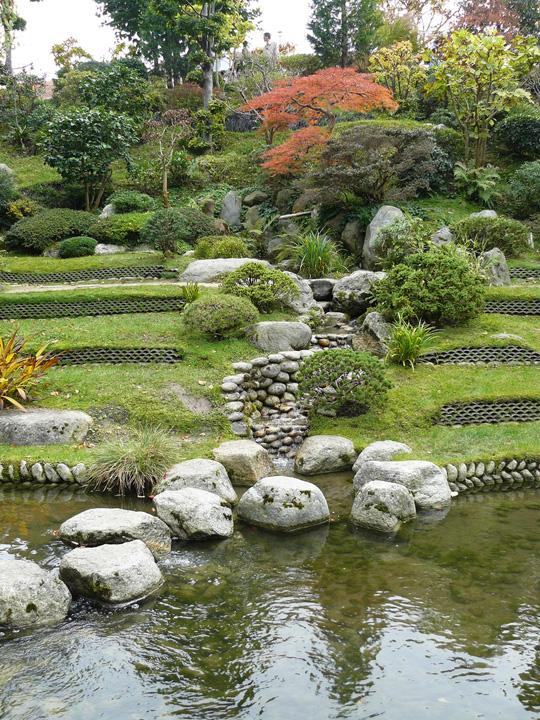 Сады Альбер-Кан (Les jardains Albert-Kahn)